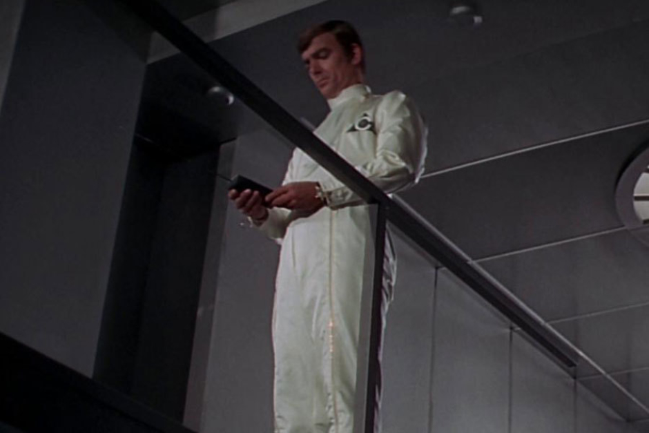 <p><strong>Figure 4.1</strong> On cleansuits worn inside the massive supercomputer complex.</p>