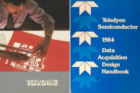 <p><strong>Figure 8.6</strong> Teradyne and Teledyne are good candidates for real-world companies that could have inspired Cyberdyne. Source: From covers of a Teradyne Brochure (1984) and Teledyne Handbook (1984)</p>