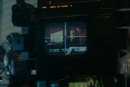 <p><strong>Figure 3.5</strong> The Esper allows Deckard to move around the room in Leon's photo, using voice commands to navigate.</p>