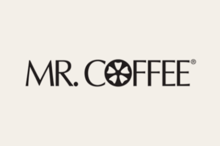 <p><strong>Figure 3.1</strong> The inspiration for Mr. Fusion's name is Mr. Coffee, but the coffee maker's logo wasn't part of the equation. Source: <em>Brand New</em></p>