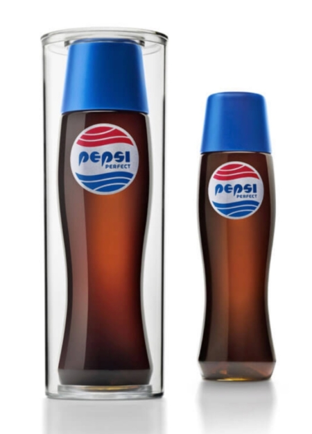 <p><strong>Figure 4.1</strong> The Pepsi Perfect bottle as it appeared in the special collector's edition released by Pepsi in 2015. Source: <em>Pepsi Website</em></p>