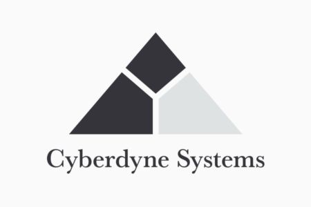 <p><strong>Figure 2.1</strong> The visual identity for Cyberdyne Systems, the high-tech California-based corporation that creates Skynet.</p>