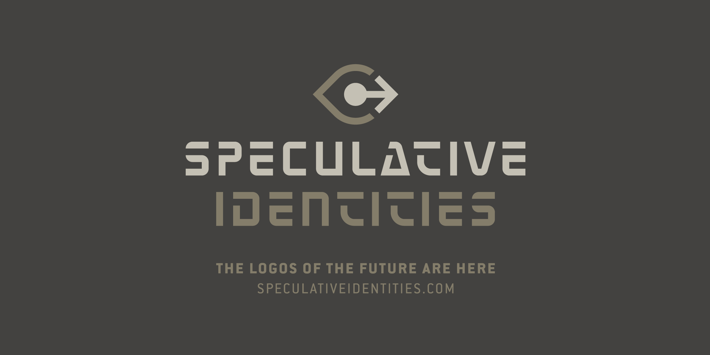 Exploring the Frontiers of Visual Identity… | Speculative Identities